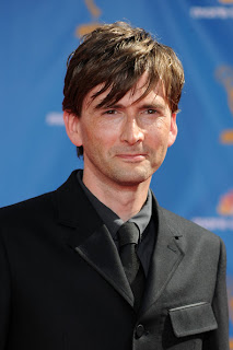 David Tennant at the 2010 Emmys