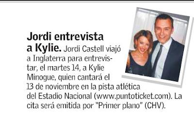 el mercurio 22 de octubre: