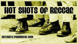 Hot Shots Of Reggae