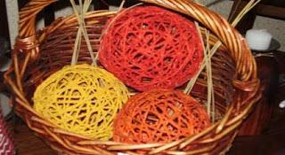 Bolas de hilo sisal varios usos