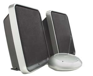 centrios 900mhz wireless speakers manual