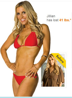 Jillian Barberie and Nutrisystem