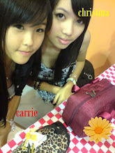♥  CARRIE & CHRISTINA