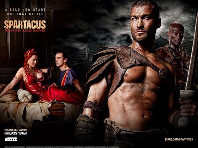 Watch Spartacus Season 1 Episode 8