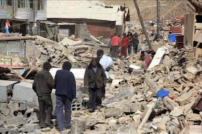 China Earthquake Today