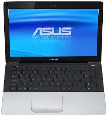 Ultra-Thin ASUS Laptop UM30
