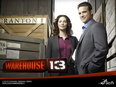 Watch Warehouse 13 Season 2 Episode 6