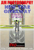"""AM Photography New Year Giveaway 2011""."