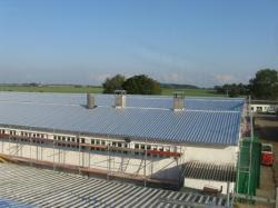 Solarpark Löbnitz / Mecklenburg - Vorpommern