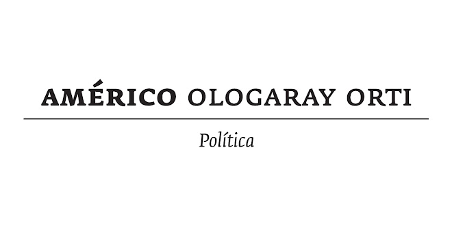 Americo Ologaray Orti - Política