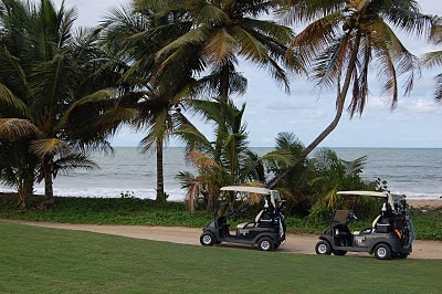 Puerto Rico golf course, Palmas del Mar