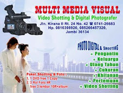 Video Shotting & Fotografer