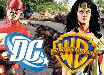 DC/Warner Bros movies