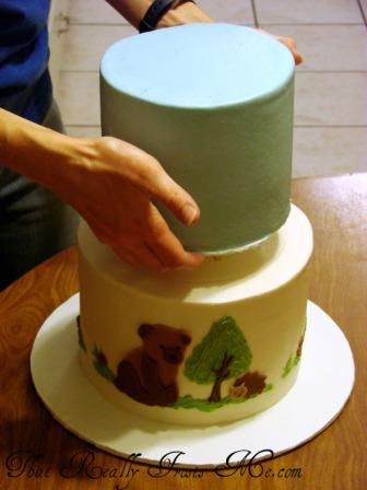 Can I Just Use Dowels For Tiered Cake
