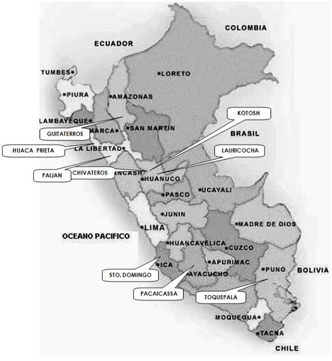 LA COMUNIDAD PRIMITIVA  PERUANA