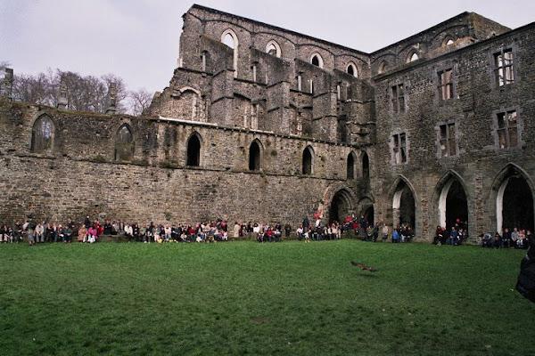 L'Abbaye de Villers la Ville