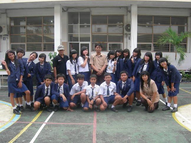Sekolah Dapena Pg Tk Sd Smp Sma Dapena Surabaya Smp Dapena Try Out Uasbn Sd 2010