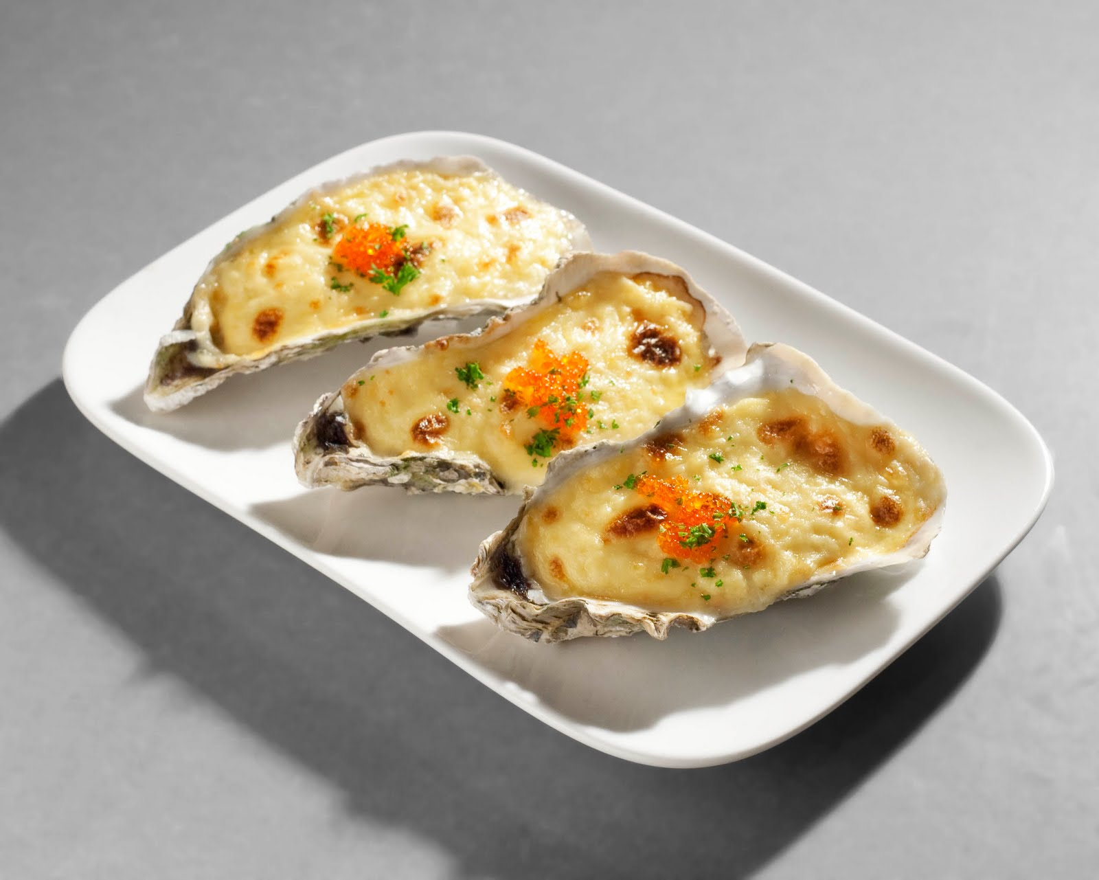 baked oysters decided on oysters so omg the cheese baked oyster baked ...