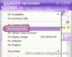 how to create alias email in yahoo