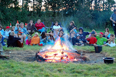 "Campfire at ""The National Youth Music Camp"""