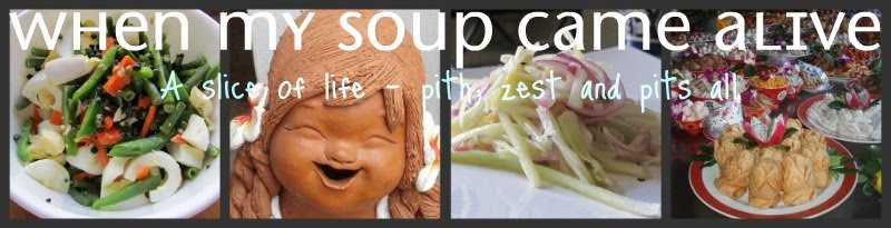 When My Soup Came Alive