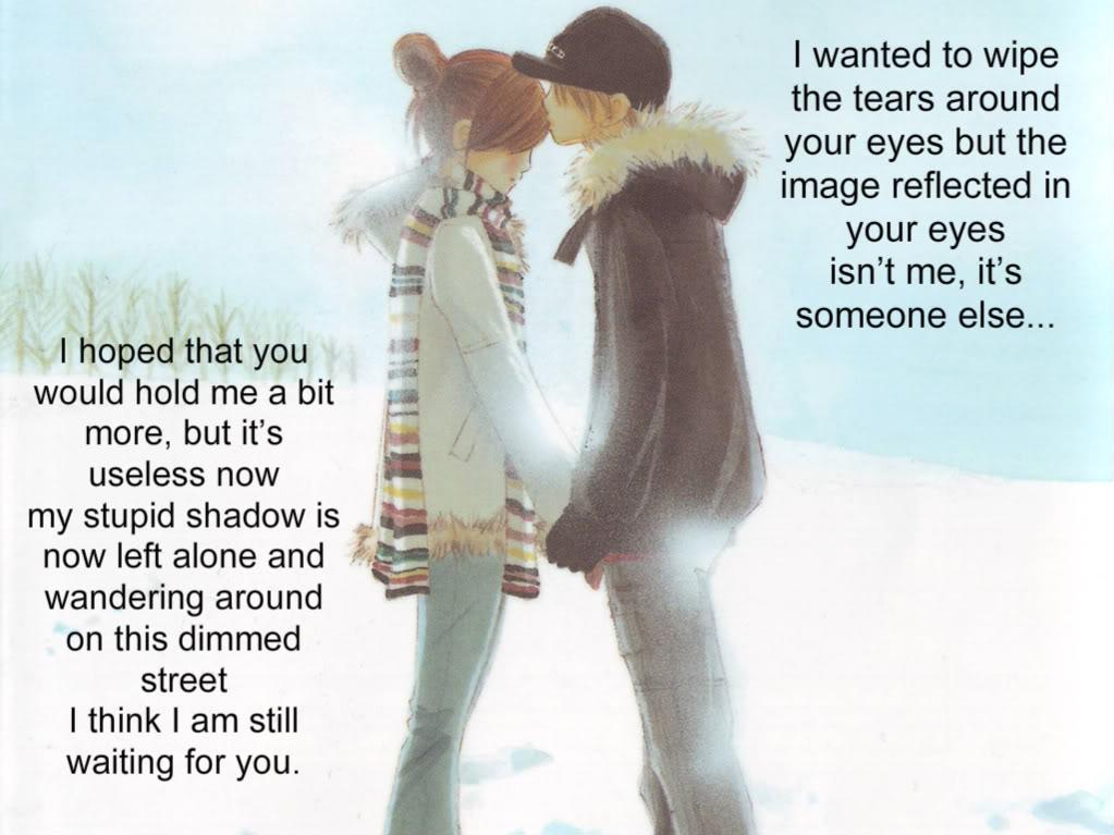 anime sad love quotes quotesgram