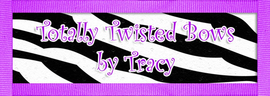 Totally Twisted Bows by Tracy