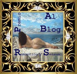 Premio Blog Romántico y Sensual