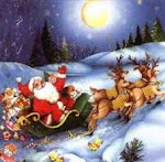 Santa's Moonlight Ride