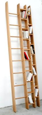 I libri si mettono in scala