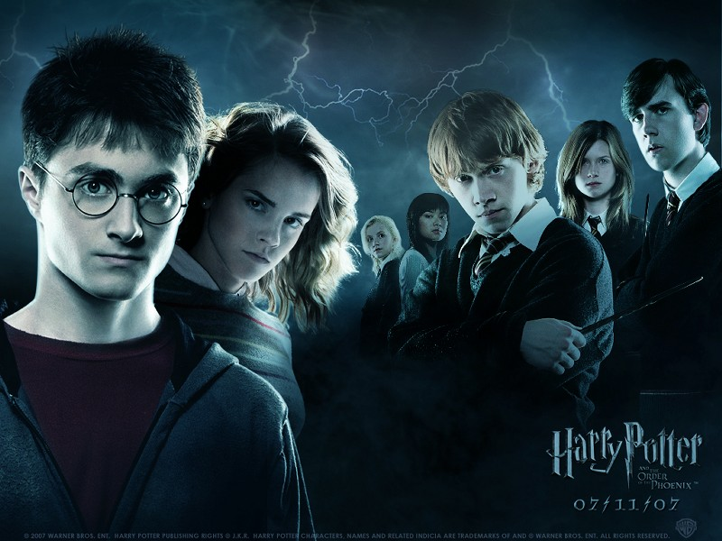 desktop wallpaper of harry potter