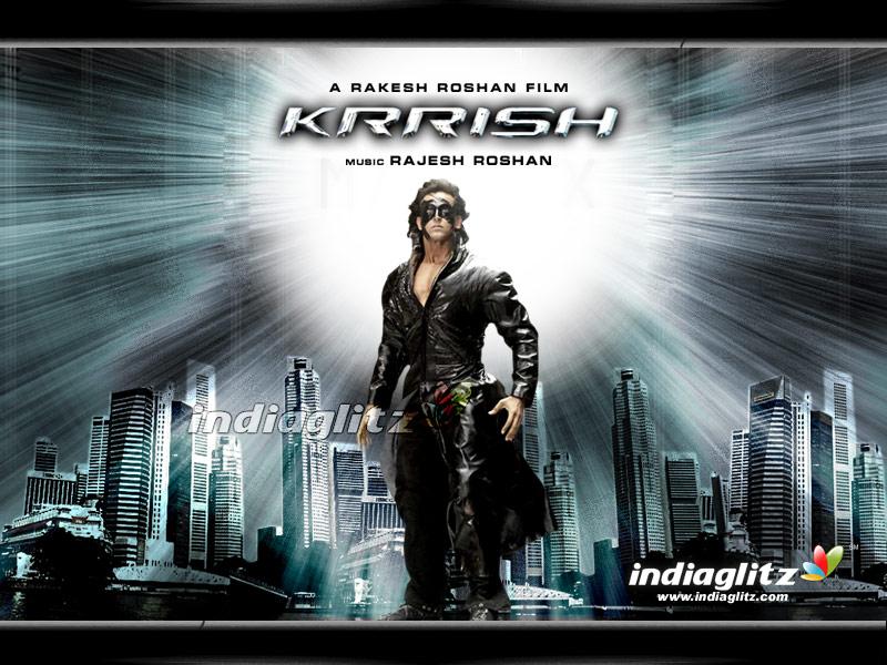 Krrish Logo Krrish Movie