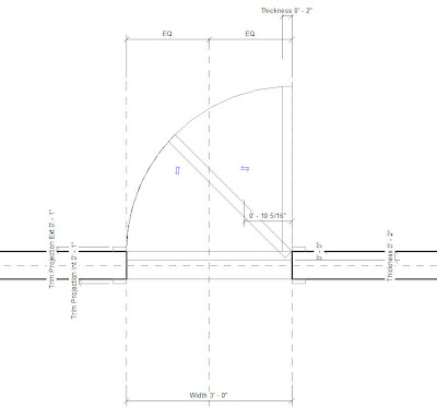 Knowing What You Dont Know About Cad Adjusting Door Swings