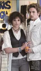 Alice Cullen y Jasper Hale