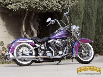 Las motos: Harley Davidson