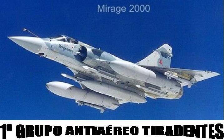 PRIMEIRO GRUPO ANTIAÈREO TIRADENTE