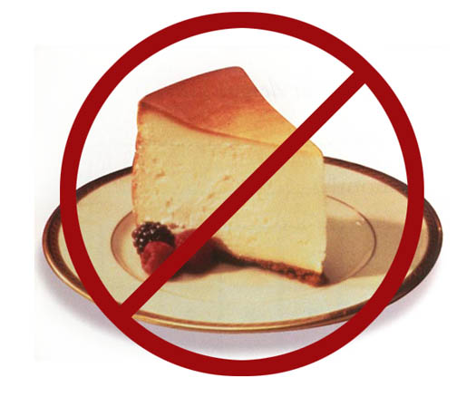 i hate cheesecake