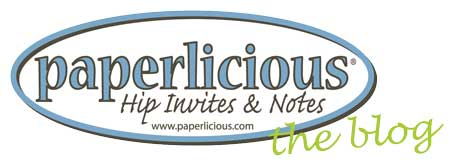 Party Ideas, Invitation Trends, Discounts and News from Paperlicious