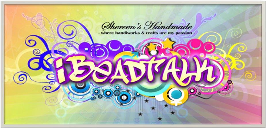 Shereen's handmade~ iBeadtalk