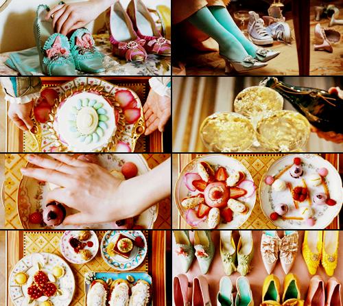 Tish Chambers: Let Them Eat Cake: Marie Antoinette