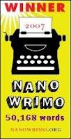 NaNoWriMo winners banner