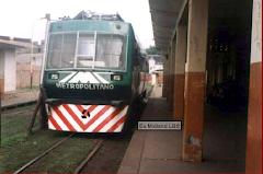 "Coche Motor Liviano 1 ""Metropolitano"""