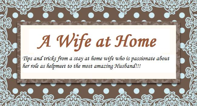 A Wife at Home
