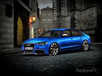 Audi RS6 Sports Sedan