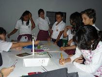 TRABAJO EN CLASE DE ARTES