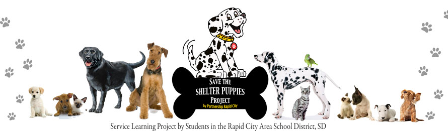 Save the Shelter Puppies Project
