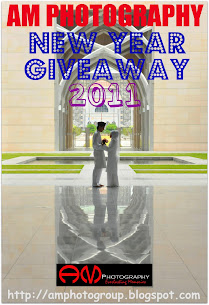 AM Photography New Year Giveaway 2011 & Penaja2 hadiah..