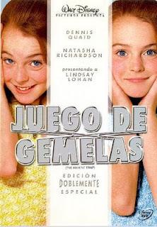 Pelicula Online; Juego de Gemelas [Español Latino y Online!