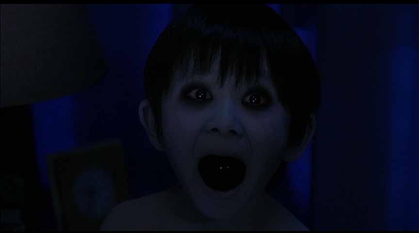 Fascination With Fear Female Villains in Horror Kayako Saeki