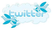 Veja perfil no Twitter